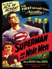 Superman And The Mole Men - Film in the group OTHER / Music-DVD & Bluray / Kommande at Bengans Skivbutik AB (2545537)