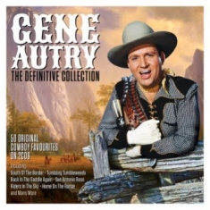 Autry Gene - The Definitive Collection