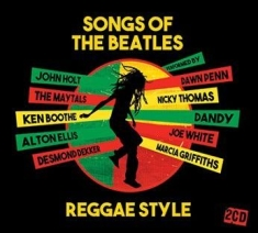 Songs Of Beatles Reggae Style - Various