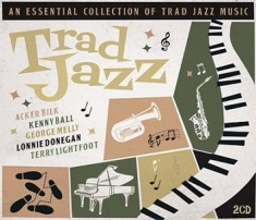 Various - Trad Jazz