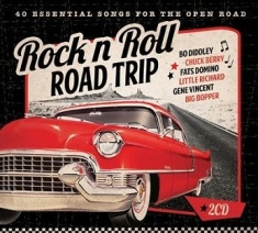 Various - Rock'n'roll Road Trip