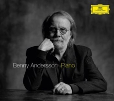 Benny Andersson - Piano (2Lp) Signed card