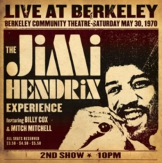 Hendrix Jimi The Experience - Live At Berkeley