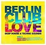 Blandade Artister - Berlin Club Love 1