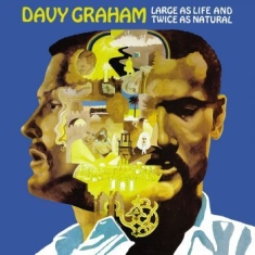 Garahm Davy - Large As Life And Twice As Natural