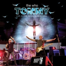 Who - Tommy Live At Royal Albert Hall 201