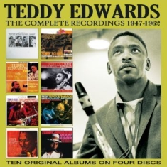 Edwards Teddy - Complete Recordings The (4 Cd) 1947