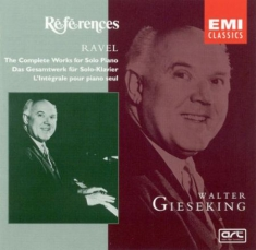 Gieseking Walter - Ravel: The Complete Works For