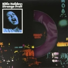Billie Holiday - Strange Fruit (Purple Vinyl)