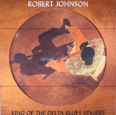 Robert Johnson - King Of The Delta Blues Singers (Pi