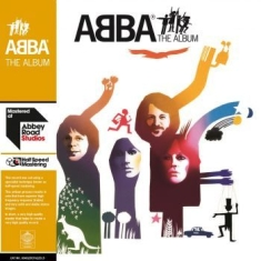 Abba - Abba The Album (45 Rpm Half Speed 2
