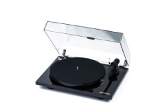 Skivspelare - Turntable - Pro-Ject  Essential III, Black