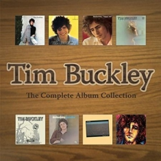 Tim Buckley - The Complete Album Collection