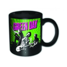 Green Day - Mini boxed mug