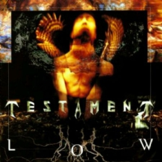 Testament - LOW INSERT