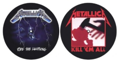 Metallica - Kill Em All & Ride The Lightning - Slipmat