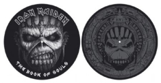 Iron Maiden - The Book Of Souls  -Slipmat
