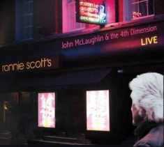 Mclaughlin John & 4Th Dimension - Live At Ronnie Scott's