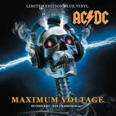 AC/DC - Maximum Voltage(Limited Blue Vinyl)