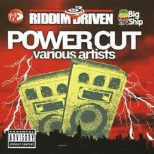 Elephant Man - Various Artists - Riddim Driven - Power Cut in the group Campaigns / Vinyl Sale / RnB at Bengans Skivbutik AB (2661435)