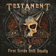 Testament - First Strike Still Deadly ( Lp+7'')