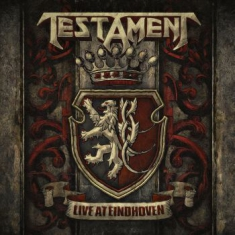 Testament - Live At Eindhoven (Lp Black)