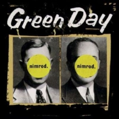 Green Day - Nimrod (transparent yellow)