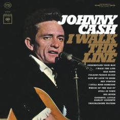 Cash Johnny - I Walk The Line