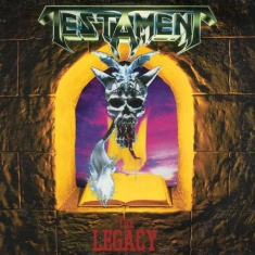 Testament - The Legacy (Rocktober)