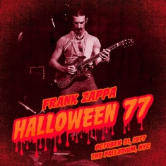 Frank Zappa - Halloween Night 1977 (3Cd)