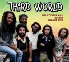 Third World - Live At Paul's MallSummer, 1976