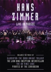 Hans Zimmer - Live In Prague (Dvd)