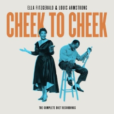 Fitzgerald Ella & Armstrong Louis - Cheek To Cheek - Compl Duet Rec (4C