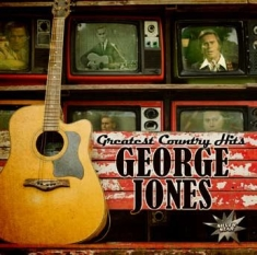 George Jones - Greatest Country Hits