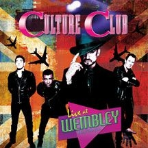 Culture Club - Live At Wembley (Cd+Dvd)