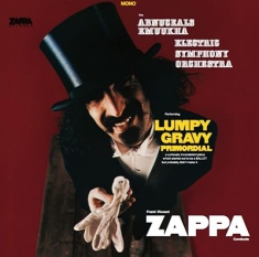 Frank Zappa - Lumpy Gravy (45Rpm Mono Colored Lp)