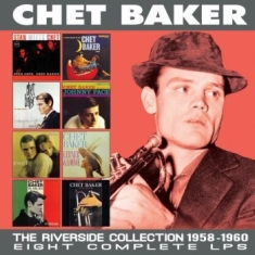 Baker Chet - Riverside Collection The (4 Cd) 195