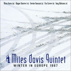 DAVIS MILES - Winter In Europe 1967 (Stockholm+Ka