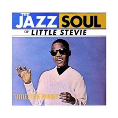 Stevie Wonder - Jazz Soul Of Stevie Wonder
