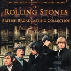 Rolling Stones - British Broadcasting Collection