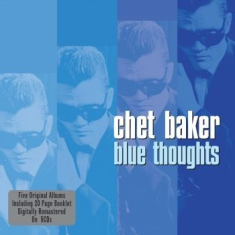 Baker Chet - Blue Thoughts