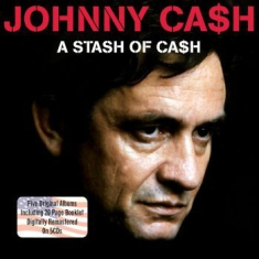 Cash Johnny - A Stash Of Cash (5Cd-Box)