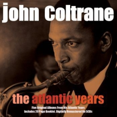 Coltrane John - Atlantic Years (5Cd-Box)