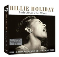 Holiday Billie - Lady Sings The Blues (5Cd-Box)