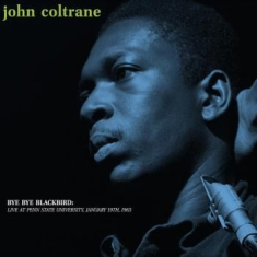 Coltrane John - Live At Penn State University, 1963