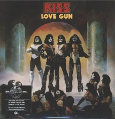 Kiss - Love Gun (German Version)