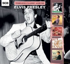 Presley Elvis - Timeless Classic Albums
