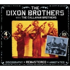 Dixon Brothers - With The Callahan Brothers