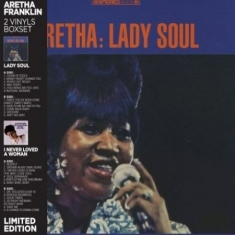 Franklin Aretha - Lady Soul / I Never Loved A Man The