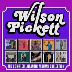 Wilson Pickett - The Complete Atlantic Albums C